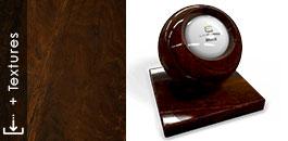 bronzzo button textura 3d