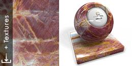 carpaccio button textura 3d