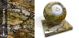 kamarica button textura 3d