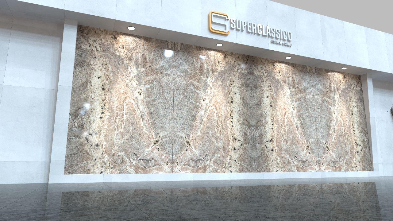 San Luiz Interactive Panel - Skin
