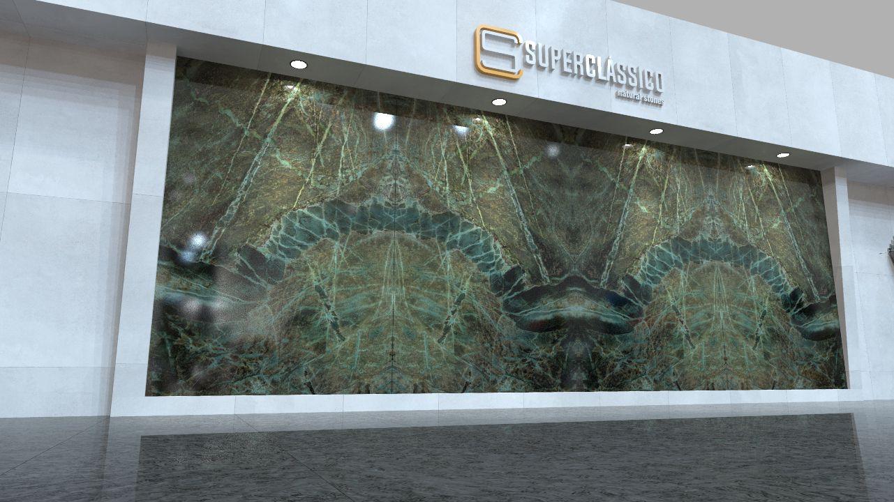Brasiliano Interactive Panel - Skin