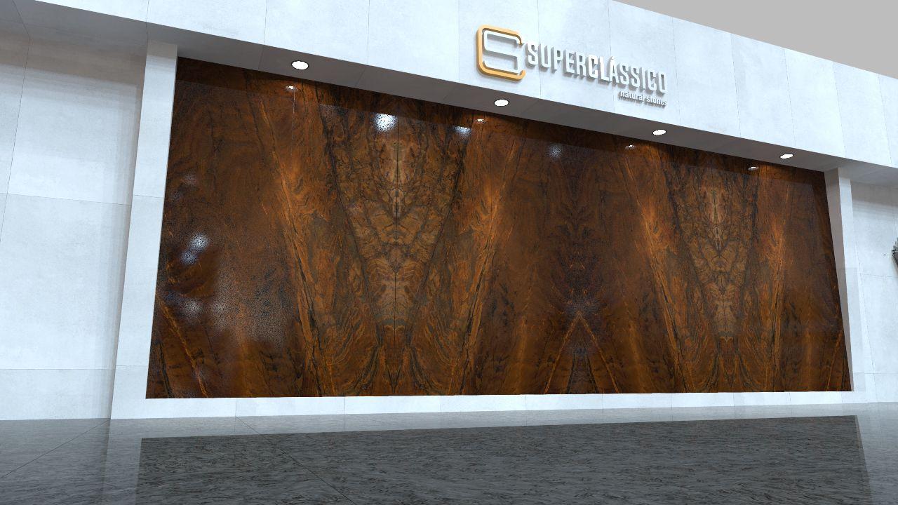 Bronzzo Interactive Panel - Skin