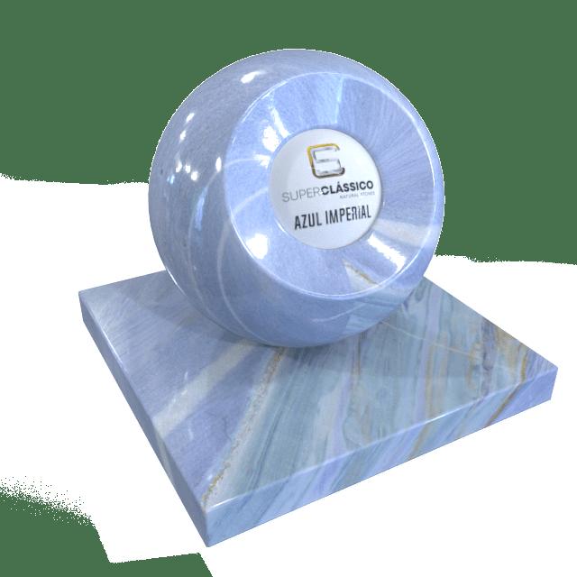 azul imperial 3d skin